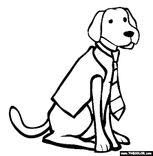 Small Picture Labrador Retriever Coloring Page Free Labrador Retriever Online