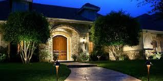 exterior lighting design ideas. Landscape Lighting Exterior Design Ideas