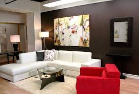 ... Design Wood Slat Paint Color Ideas For Living Room Accent Wall ...