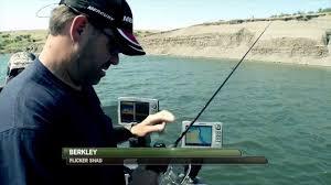 Using Berkley Flicker Shads For Walleye Fishing Season 8 Hottopics