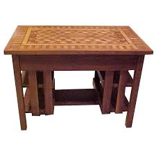 stickley coffee table for sale stickley furniture for sale ebay stickley furniture for sale by owner arts crafts stickley mission writing library table marquetry top 1