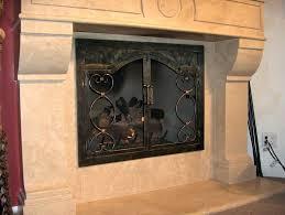 replacement fireplace doors fireplace glass doors replacement