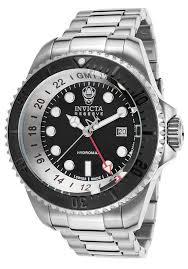 1000 ideas about gold watches for michael invicta 16966 watches men s hydromax pro diver reserve gmt ss black dial bezel diver invicta quartz watches designer men watches gold watches for