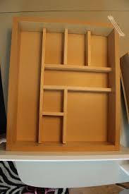 diy drawer organizer let it dry1 cardboard drawers diy