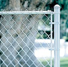chain link fence post installation. Chain Link Fence Post Installation E