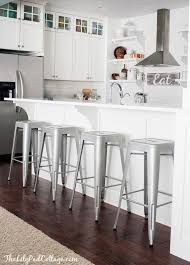 Bold Idea Kitchen Barstools Best 25 Metal Bar Stools Ideas On Pinterest