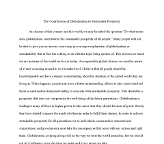 sample economic globalization essay globalization essays s architects