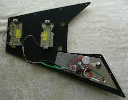 flying v s wiring flying image wiring diagram gibson flying v faded the gear page on flying v 50s wiring