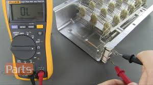 how to test a dryer heating element for continuity how to test a dryer heating element for continuity