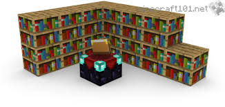 how to make a bookshelf in minecraft. Higher Level Enchantments How To Make A Bookshelf In Minecraft E
