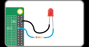 worksheet robot antenna raspberry pi learning resources move your jumper wire that is connected to a resistor from 3v3 pin to the gpio pin 17 see the diagram below to make sure that your circuit is correct