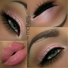 simple pink valentine s day makeup with motives theamazingworldofj