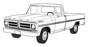 ford truck coloring pages truck coloring page coloring truck coloring sheet com galleries 0 magnificent ford