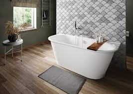 paa cast stone bathtub vario grande 1750x800 mm with rounded 2 corners a d