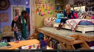 Teddy's bed/loft on Good Luck Charlie- this is a perfect example of  something