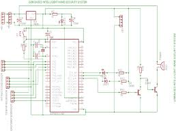 home circuit diagram ireleast info home security system circuit diagram home auto wiring wiring circuit