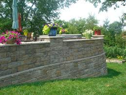 backyard raised patio ideas. Retaining Wall Raised Patio. One Of The First Steps Project Was To Level Backyard Patio Ideas O