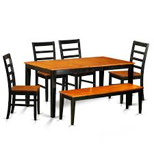 4 Piece Dining Room Sets Dining 6 Piece Dining Room Set With Bench Kitchen Tables And 4