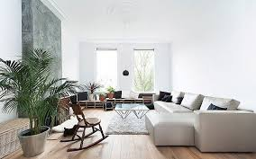 colorful contemporary modern industrial. View In Gallery Scandinavian Style Living Room Of Dutch Apartment White Colorful Contemporary Modern Industrial