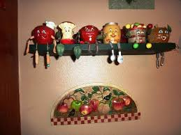 ... Mesmerizing Apple Decorations For The Kitchen Apple Party Decorations  Cupboard With Apple Decorations: ...