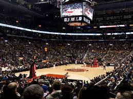 Toronto Raptors Lower Seats Raptorsseatingchart