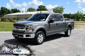 New 2019 Ford F-150 XLT Truck in Palatka FL | Beck Ford Lincoln ...