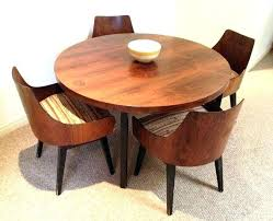mid century modern round dining table vintage mid century modern dining table mid century modern dining