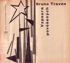 bruno traven book design by jaroslav scaron v aacute b made in czechoslovak book title page