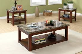cherry wood coffee table sets end wood coffee table with inspiring 3 piece coffee table set