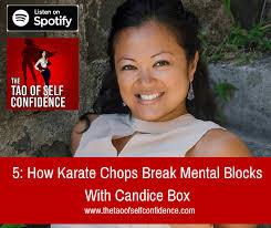 candice box – The Tao Of Self Confidence