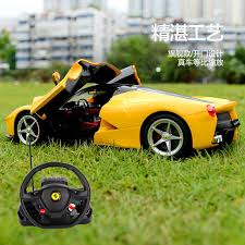 Shop for ferrari toy car models at mr toys toyworld today! Star Hui Ferrari Remote Control Car Can Open The Door To Charge The Drift Racing Large Children S Toys Car Sports Car Model