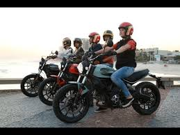 2016 new ducati scrambler 400 sixty2 official promo video youtube