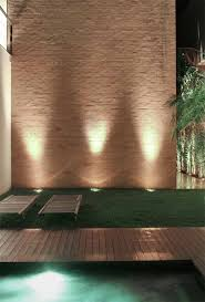 modern garden lighting. modern garden lighting design u2013 sf house by studio guilherme torres architecture interior