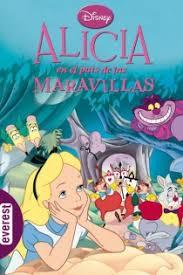 Resultado de imagen de Alicia en el país de las maravillas libros