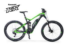 new kawasaki electric bikes presented