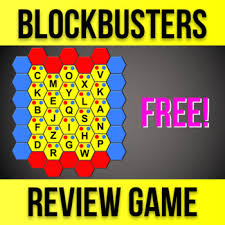 Blockbusters Gameshow Classroom Review Game Customizable Powerpoint Hd