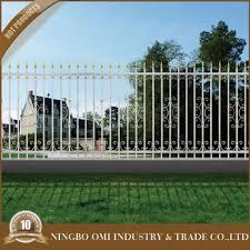 metal fence designs. Cheap Decorative Wrought Iron Fence Designs/used Metal Post/cheap  Designs N