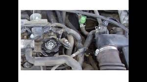 2000 Toyota Corolla - Won't Start - EGR Vacuum Solenoid - YouTube