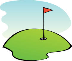 Image result for golf course cartoon