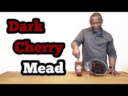 making dark cherry mead 1 gallon you