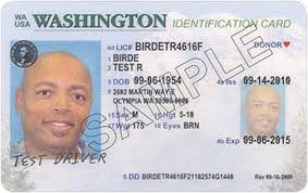 Licensing Official Site Id Designs Wa Card State dol