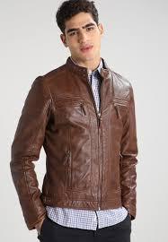 oakwood casey leather jacket cognac men clothing jackets oakwood coat conditioner top brand whole