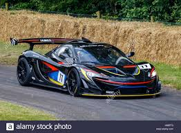 2015 McLaren P1 GTR James Hunt Special Edition at the 2016 ...