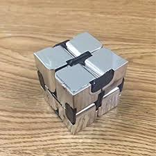 infinity cube amazon. stingna metal alloy infinity cube for stress relief fidget anti anxiety funny edc magic kids amazon c