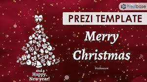 christmas free template christmas ecard prezi template prezibase
