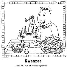 Free printable kwanzaa coloring cards. Kwanzaa Coloring Pages 7 Principles For Making