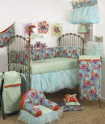 baby bedding for girls turquoise crib sets nursery cotton tale
