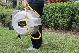 best hose reel reviews 2018 for your garden