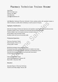 Pharmacy Technician Resume Sample Pharmacy Technician Resume Examples Sample Cover L Sevte 80