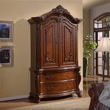 wonderful nice solid wood armoire wardrobe closet wadrobe ideas solid wood wardrobe closet